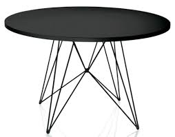 furniture round table ideas black scheme come with black top