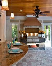 Outside Kitchen Design by 153 Best Backyard Kitchens Images On Pinterest Outdoor Kitchens