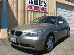 2005 bmw 530i gold bmw 5 series 530i for sale in
