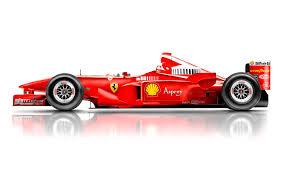 michael jordan ferrari michael schumacher u0027s 1998 ferrari f1 car blair bunting race