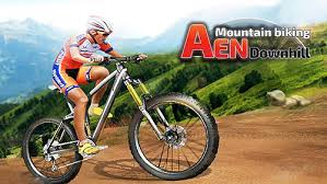 bike mountain racing mod apk aen downhill mountain biking for android free aen