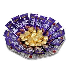 chocolate gifts delivery singapore in the online 2 chocolate basket delivery at low price range