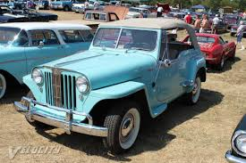 1948 Willys Jeepster Phaeton Information