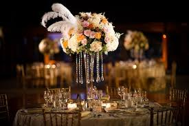 feather centerpieces friday feature feather centerpieces beautiful blooms