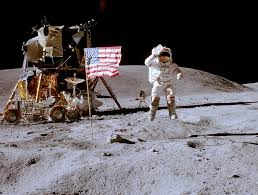 How Many Stars Does The Chinese Flag Have Can You See The American Flag On The Moon Yes U2013 Astro Bob