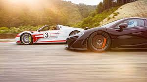 porsche mclaren p1 speed week mclaren p1 vs porsche 918