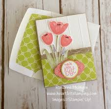 all occasion cards stin up tranquil tulips all occasion cards ideas rosanne