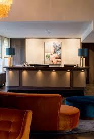 Hotel Lobby Reception Desk by Hotel Speicherstadt Hamburg Hotel Design Interior Design