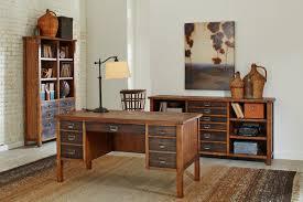 credenza computer desk gracie oaks barnett credenza desk u0026 reviews wayfair