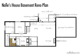 shining design simple ranch house plans with basement floor 3