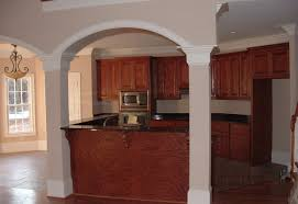 Pre Made Kitchen Islands Bar Beautiful Pre Made Bar Cabinets Built In Custom Cabinets