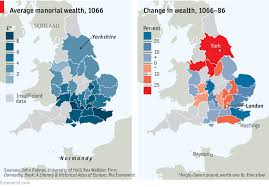 Where Is England On The Map by How Norman Rule Reshaped England