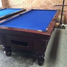 7 Foot Pool Table 7 Foot Coin Tables For Pool U0026 Snooker Billiards Com Au