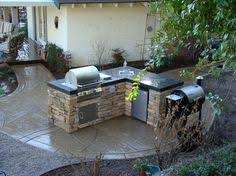 Backyard Bbq Designs Barbeques Bbq Bbqs Funny Ish - Backyard bbq design