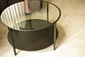 Replacement Glass For Patio Table Coffee Table Awesome Round Glass Table Top Ottoman Coffee Table