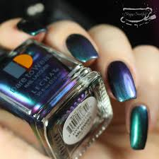 swatches metallux collection by lechat nails u2013 nail art and swatches