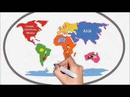 geography by silly songs the seven continents the 50