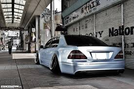 slammed lexus ls430 the game changer oni kyan celsior stancenation form
