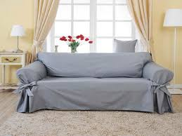 couch slipcovers grey u2014 steveb interior attractive couch slipcovers