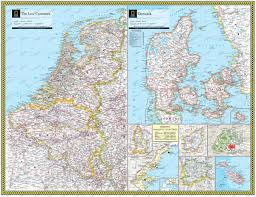 low countries and denmark atlas maps