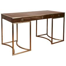 Antique Writing Desks For Sale 1960 U0027s Desk By Guy Lefebvre For Jansen From A Unique Collection
