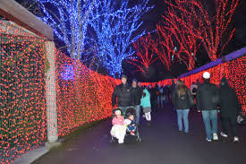 Oregon Zoo Zoo Lights by Zoo Lights Travelling With Ana