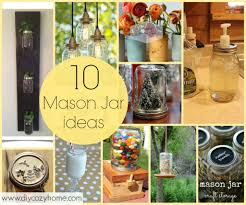 mason jar home decor ideas mason jar design ideas