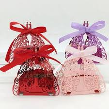 candy favor boxes wholesale laser cut favor boxes weddings wholesale luxury wedding candy