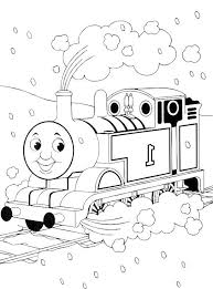 print u0026 download thomas the train theme coloring pages