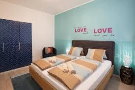 Schlafzimmer Betten H Fner Premium Apartment Humboldt Deutschland Leipzig Booking Com