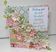 200 best handmade flower cards images on flower cards