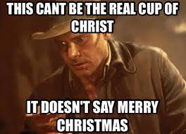 War On Christmas Meme - the perpetual orwellian war on christmas