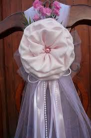Wedding Pew Decorations 39 Best Pew Bows Images On Pinterest Pew Bows Elegant Wedding