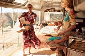 on the road with best friends taylor swift and karlie kloss vogue