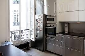 cuisine parisienne cuisine moderne avec vue parisienne c1037 mires