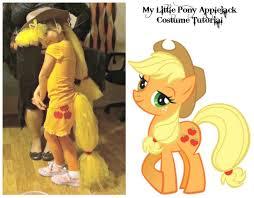 Pony Halloween Costume Girls Pony Costume Diy Viola Pony