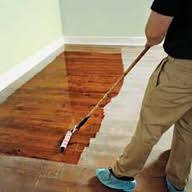 Wood Floor Refinishing Without Sanding How To Refinish Wood Floors Refinish Wood Floors Woods And House