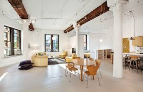 property of the week an artist u0027s live work loft in tribeca new york