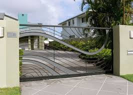 Best  Modern Gates Ideas On Pinterest Aluminium Fencing - Design for home