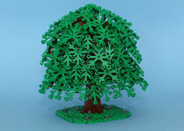 a tree my entry to swebrick s build a tree contest sadly flickr
