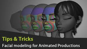 tips u0026 tricks related to modeling for animated productions