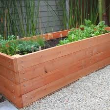 what is the best wood to use for raised garden beds sustainable