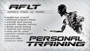 Fitness Business Card Template Business Cards For Fitness Professionals Personal Trainer Business