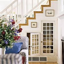 under stairs shelving 20 clever basement storage ideas hative