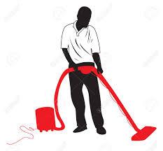 vacuum the carpet carpet cleaner stock vector illustration of floor 41844397