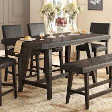 36 counter height table fenwick dark grey counter height table for 499 94 furnitureusa