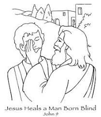 Fun Activities For The Blind Jesus Heals The Blind Man Game From Www Daniellesplace Com