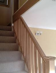 Fusion Banister Ceiling Lines And The Effect On Staircase Balustrade