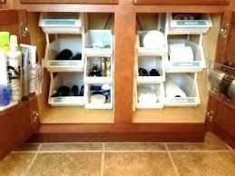 Bathroom Cabinet Storage Ideas Cabinet Storage Ideas Marvelous Cabinet Organizer