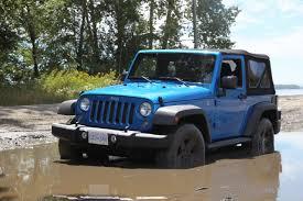 jeep wrangler sports 2016 tough little mudder 2016 jeep wrangler sport s review